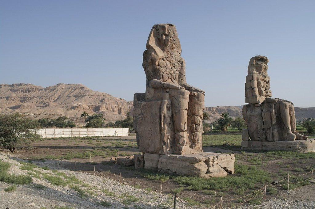 Colossi de Memnon