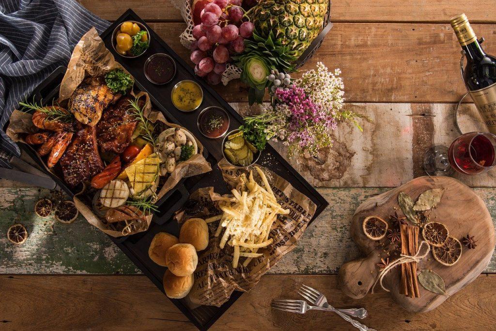 Gastronomie Bahamas Hawaï