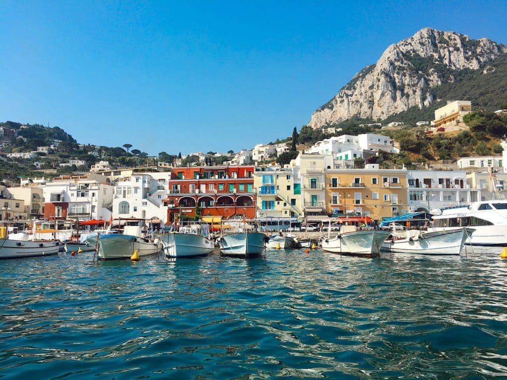 11 choses à faire et à voir à Capri